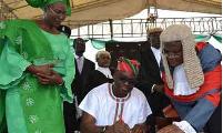 Anti-Buhari's Adverts : Fayose Needs Psychiatric Test, Says APC