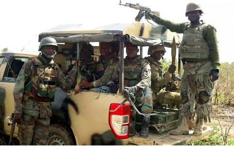 As Nigerian Army Colonel kidnapped