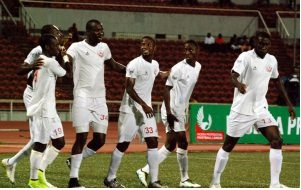 break 32-year losing streak-Rangers beat El-Kanemi 4-0