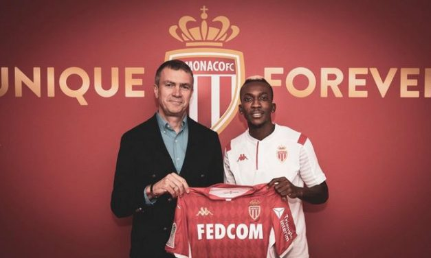 Sports: Super Eagles star Henry Onyekuru joins Monaco on a five-year deal