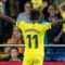 Sports: Super Eagles star Samuel Chukwueze scores in Villarreal's 5-1 win over Betis